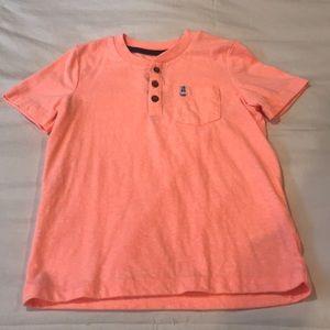 Carter's kids shirt